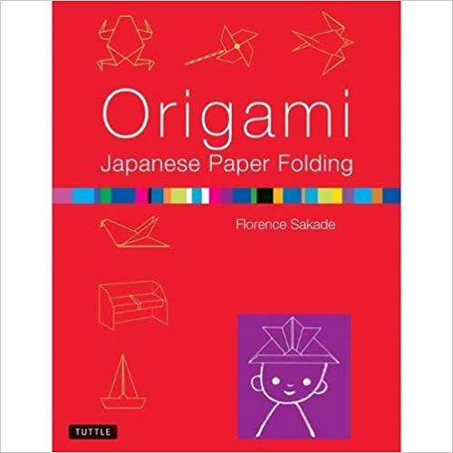 Origami Japanese Paper Folding: This Easy Origami Book Contains 50 Fun Projects and