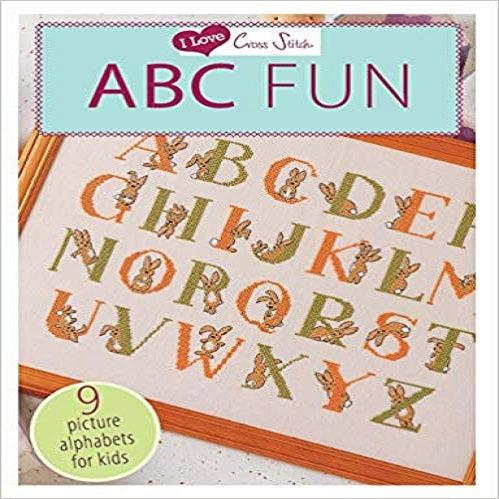 ABC Fun: 9 Picture Alphabets for Kids ( I Love Cross Stitch )