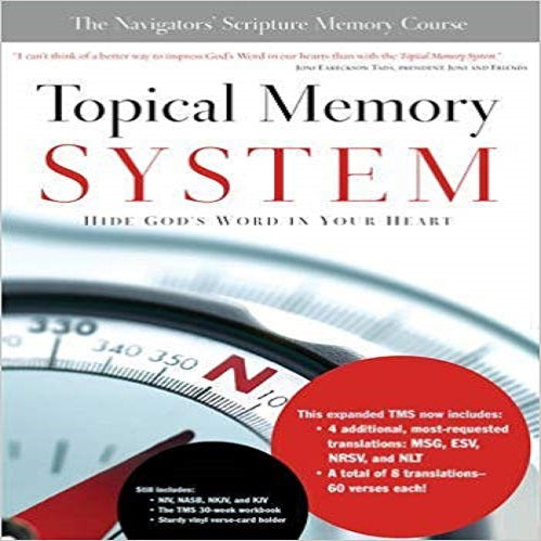 Topical Memory System ( Living the Letters )