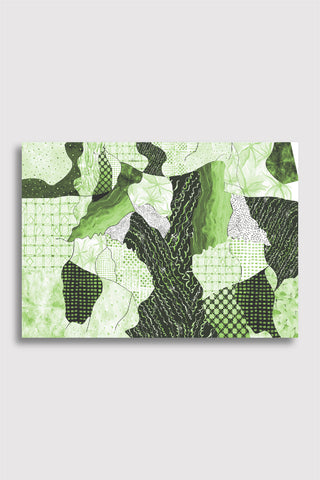 Feeling Green Wall Art