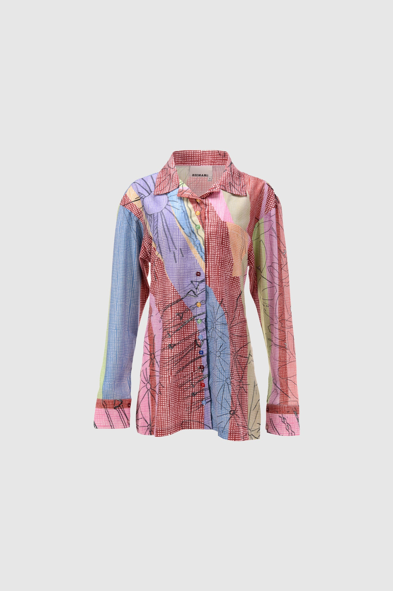 Rainbow Surf Element Shirt