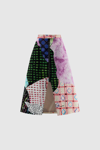 Party Wave Skirt