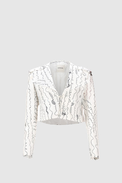 Oormi Cropped Jacket