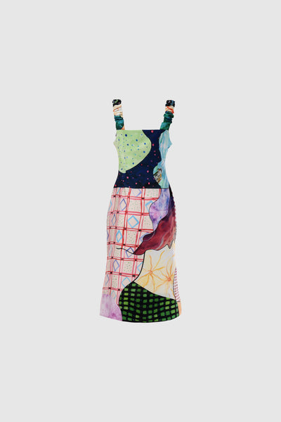 Rock Dance Slip Dress