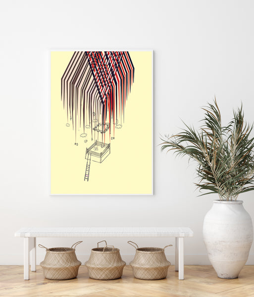 The Dollhouse Ring Wall Art