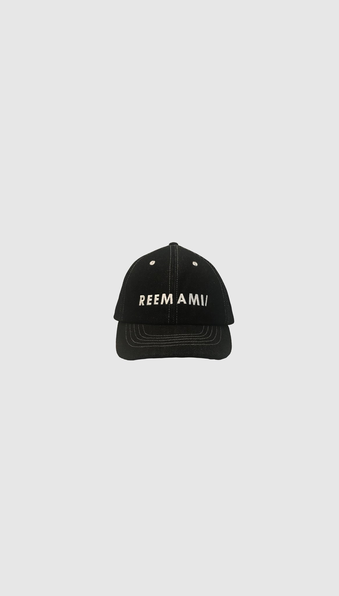 Reemami denim cap