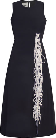 Dress with Tassels