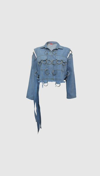 Trelli Denim Jacket