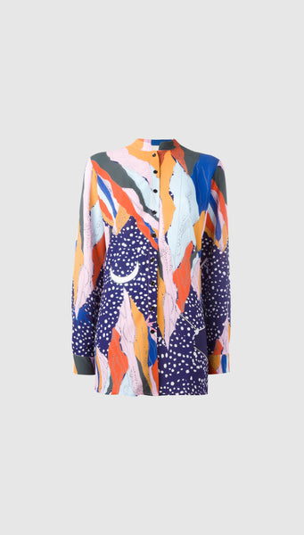 Mountain Printed Shirt
