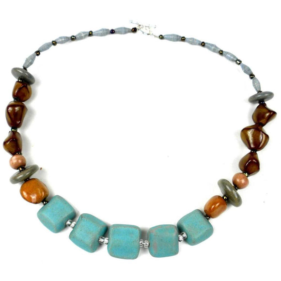 Curated Serenity Necklace - Imani Workshop (J)