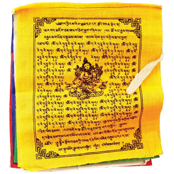 Prayer Flag Tnp Tara Small - Tibet Collection
