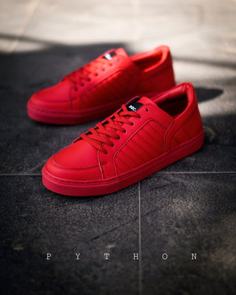 A Python LT / Rouge Red