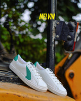 A Melvin LT / White Green