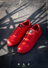 DOC Martin Red Sneakers