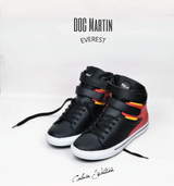 Doc Martin Black Men Sneakers with premium quality faux leather and superior outsole.