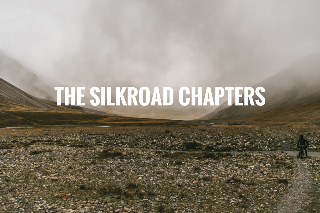 The Silkroad Chapters - 13.12.2018