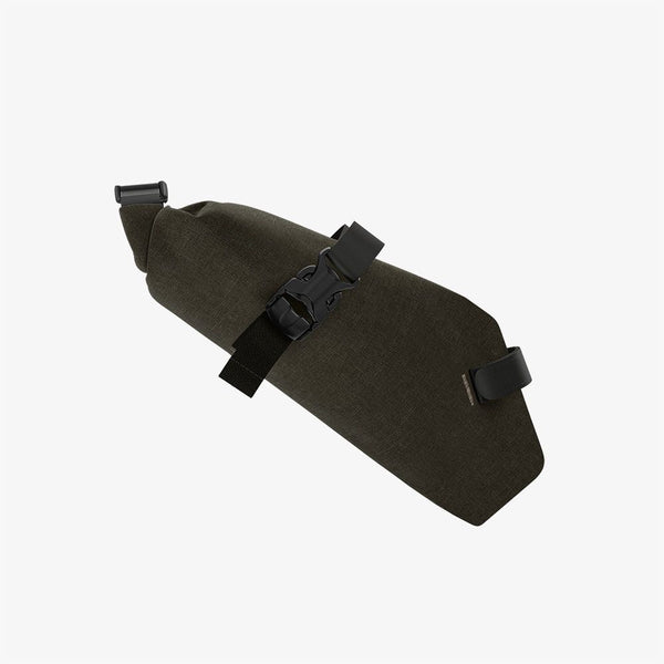 Scape Saddle Roll Bag Mud Green