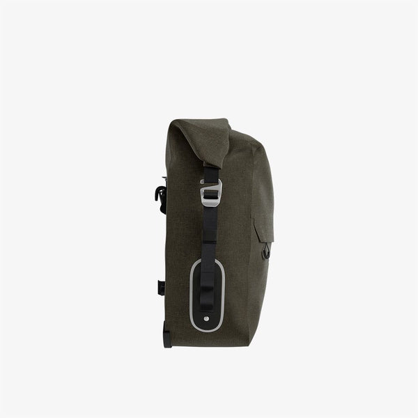 Scape Pannier Large Mud Green