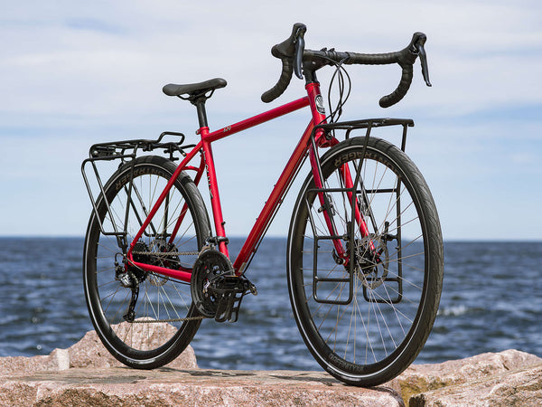 Trek 520 Devil Red