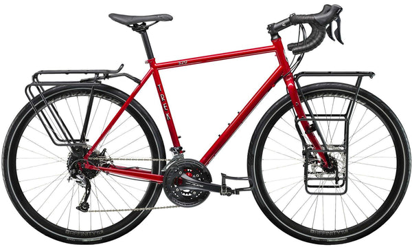 Trek 520 Disc red