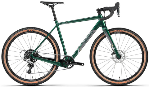 Bombtrack Hook Ext Carbon 2021 green