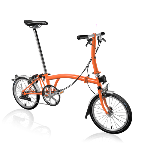 Brompton M6R Cloud Blue