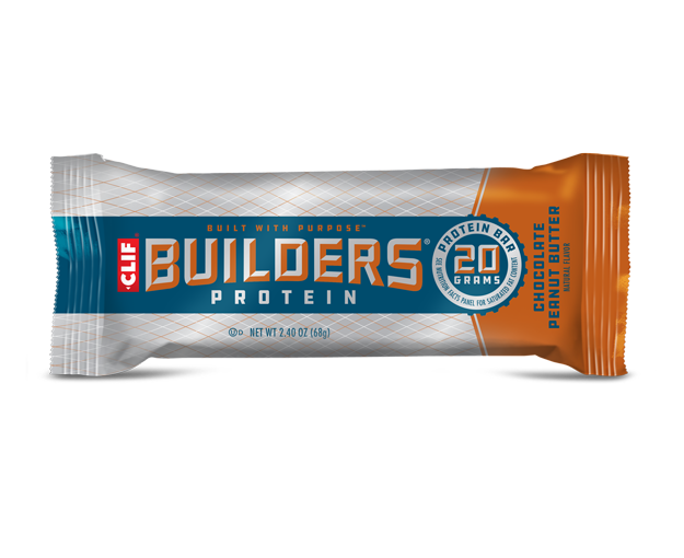 Builder's Bar Chocolate Peanut Butter