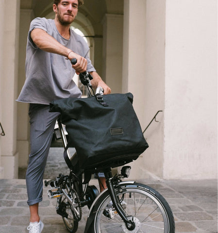 Lumabag Urban Traveller Brompton frontbag