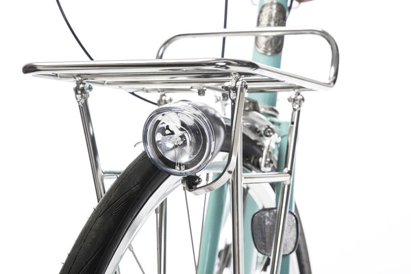Commuter front rack