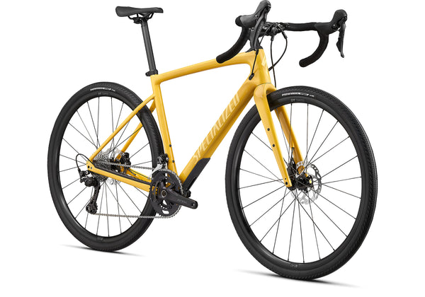 Diverge Sport Carbon Brassy Yellow 2021