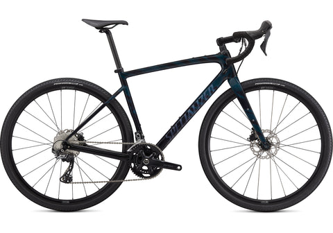 Diverge Sport Carbon Gloss Forest