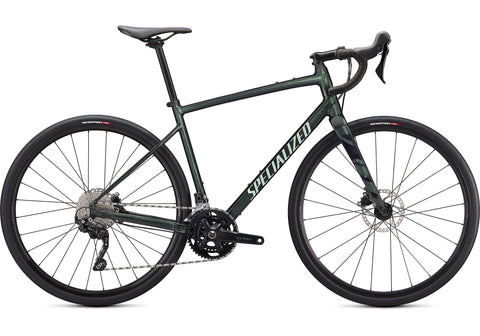 Diverge Elite E5 Metallic Green 2021