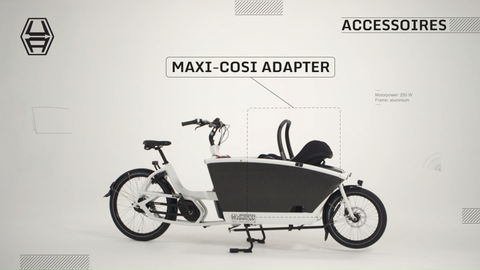 Maxi Cosi Adapter