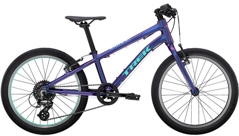 "Trek Wahoo Kinderrad 20"" purple"