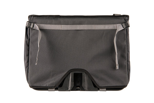 Borough Basket Bag Dark Grey
