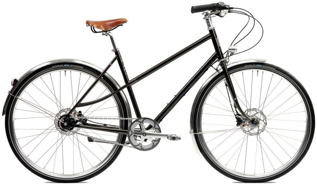 Airisto Commuter 8D Charcoal