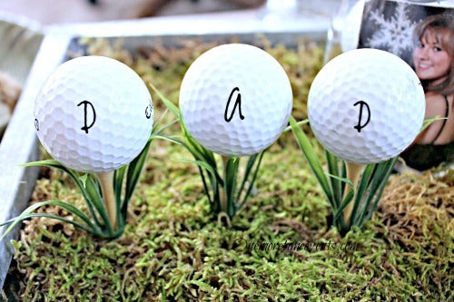 Golf Gifts For Dad Share Smiles On His Birthday Or Anniversary