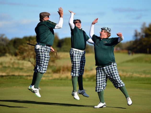 Funny Golf Team Shirts Make Your Group Look Unique