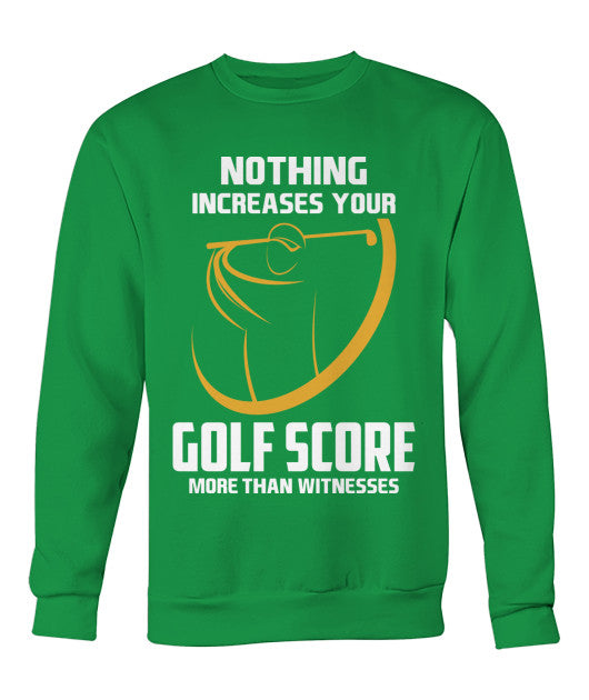 Golf Score T Shirts-Apparel - TEEHOT.COM