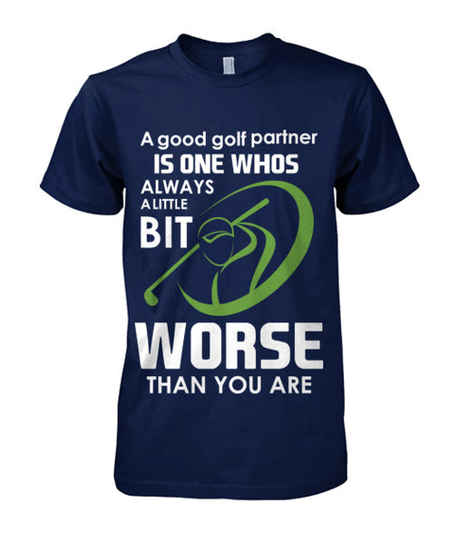 Golf Partner unisex t shirts-Apparel - TEEHOT.COM