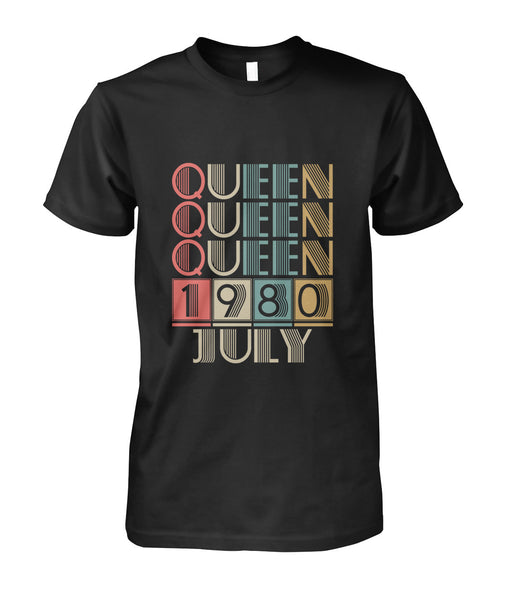 Queens Are Born July 1980