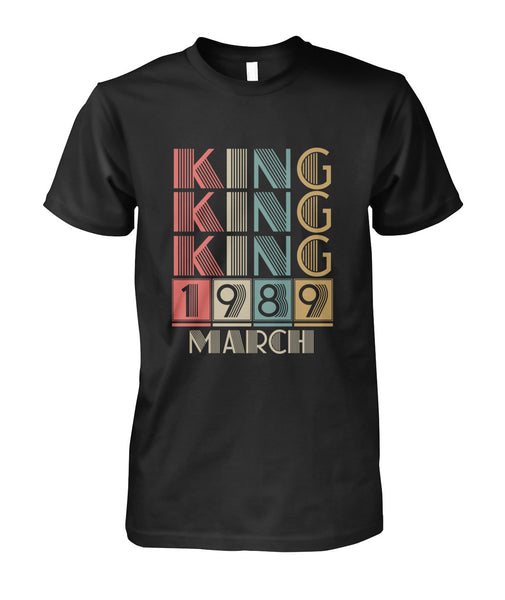 Kings Are Born March 1989