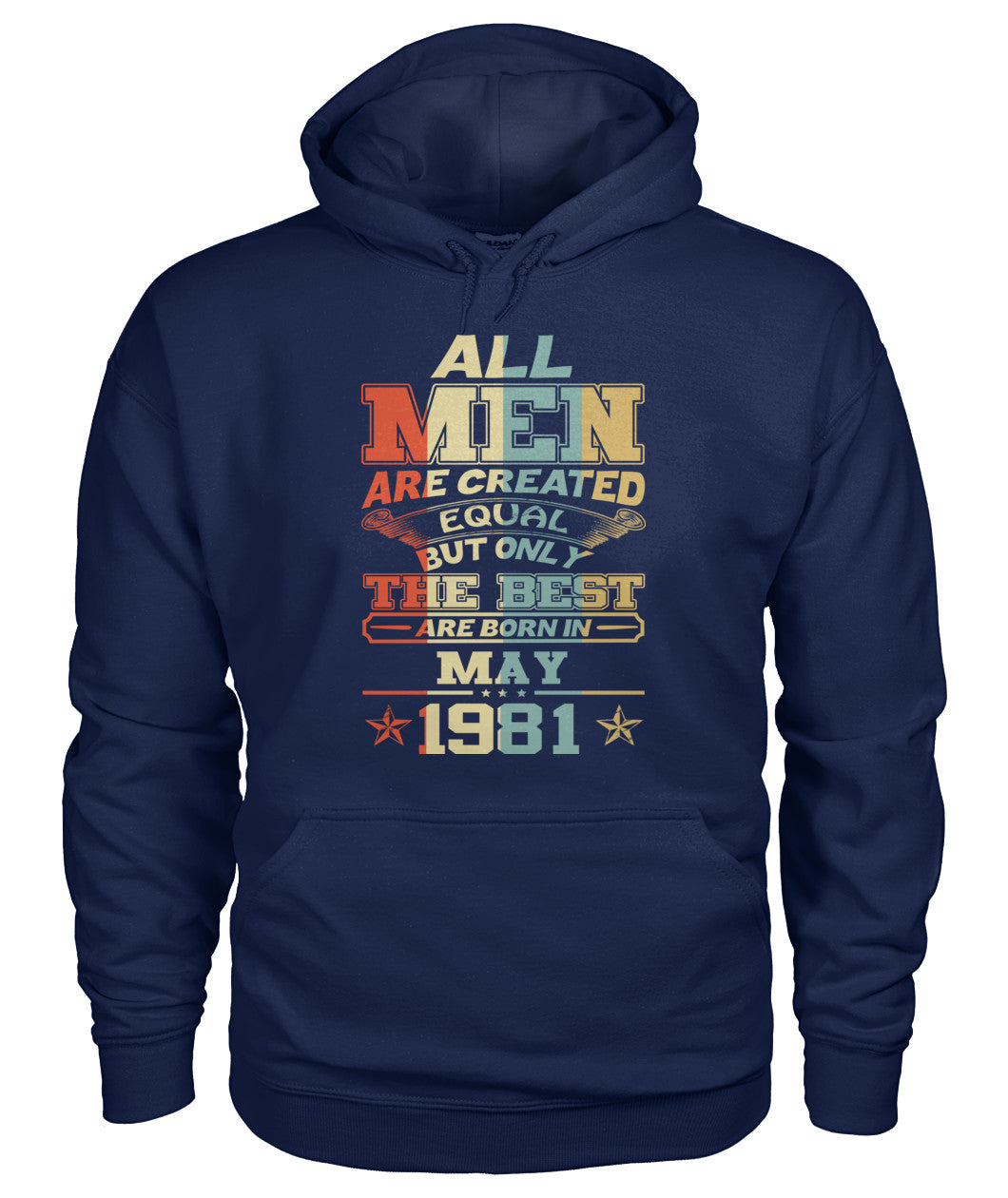 All Men Are Created Equal Only Best Are Born May 1981