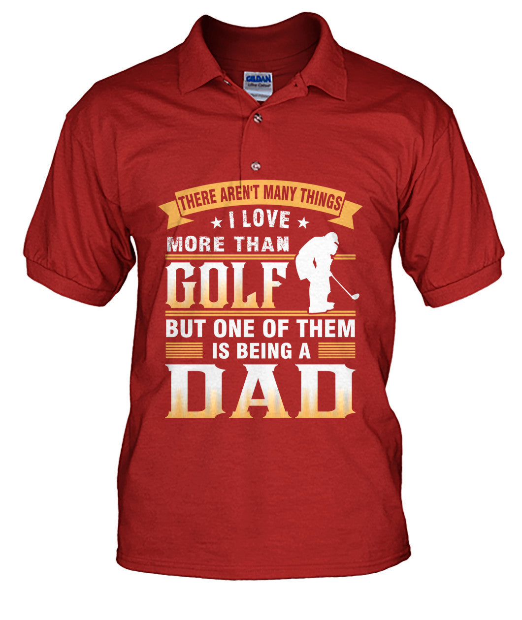 Golfer DAD shirt