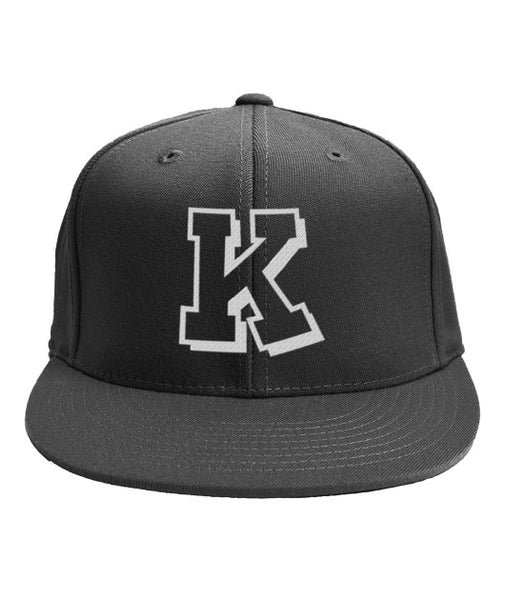 Golf hat proper K name-Apparel - AllGolfUSA.COM
