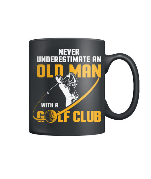 Golf club coffee mug-Non Apparel - AllGolfUSA.COM