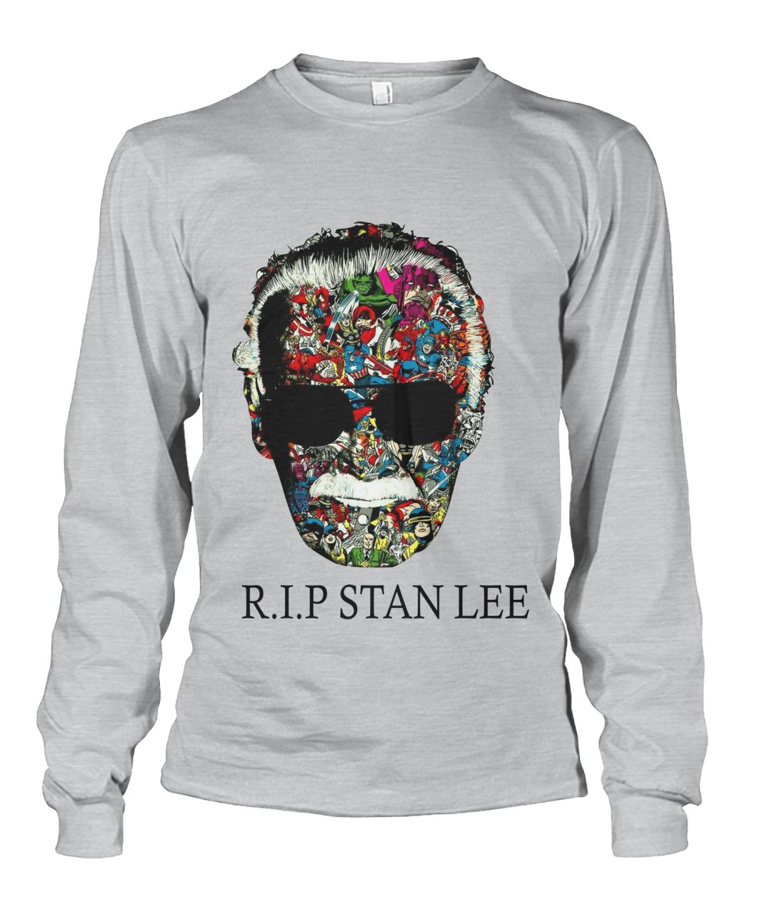 R.I.P Stan Lee T Shirt Unisex Long Sleeve
