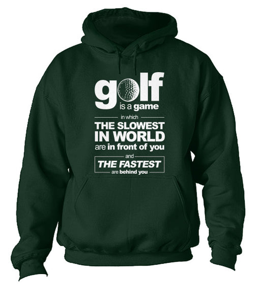 Golf is a game t shirts-Apparel - AllGolfUSA.COM