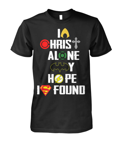 In Christ Alone DC Shirt 2018-Short Sleeves - AllGolfUSA.COM