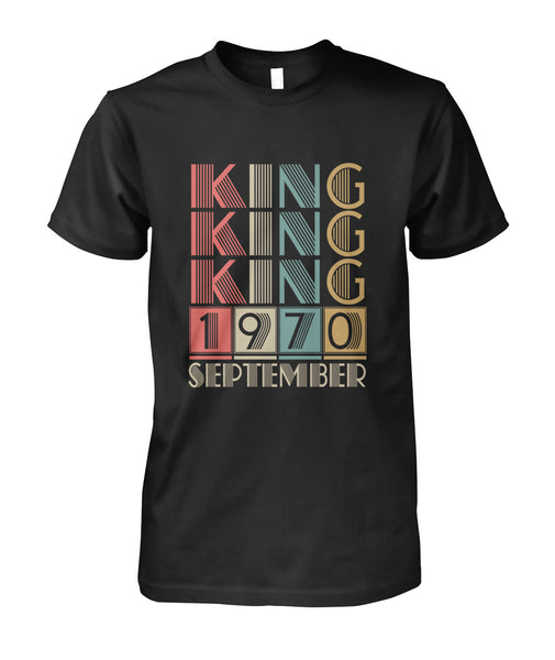 Kings Are Born September 1970